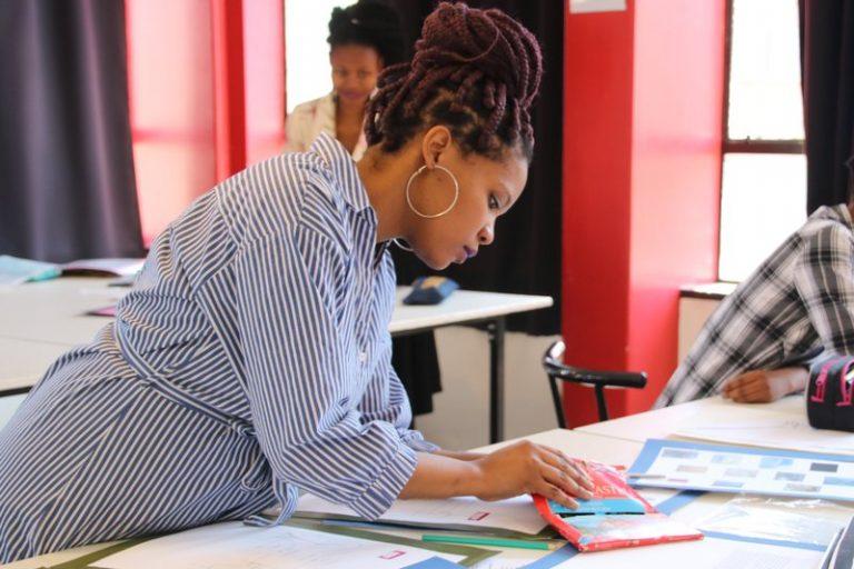 Student Designing